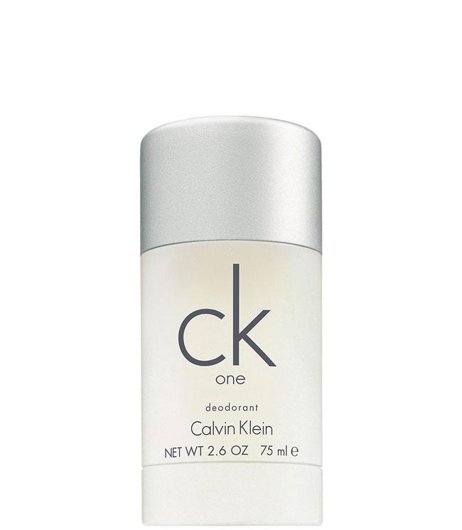 Calvin Klein Ck One Deodorant Stick, 75 ml.