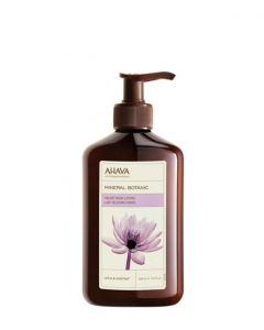 AHAVA Mineral Botanic Body Lotion Lotus, 400 ml.