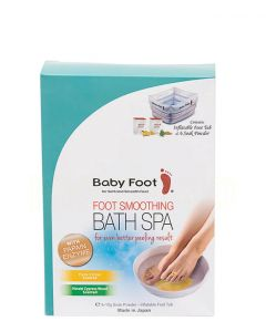 Baby Foot Smoothing Spa