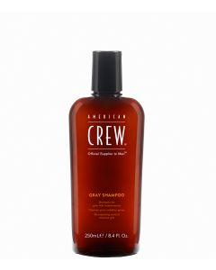 American Crew Classic Gray Shampoo, 250 ml.