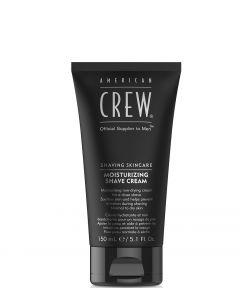 American Crew Shaving Skincare Moisturizing Shave Cream,150 ml.