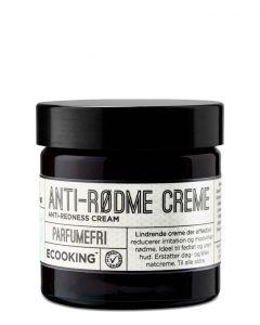 Ecooking Anti-Rødme Creme, 50 ml.
