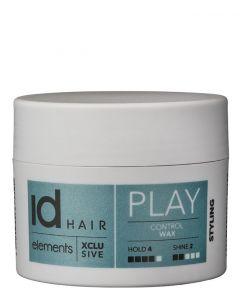 IdHAIR Elements Xclusive Control Wax, 100 ml.