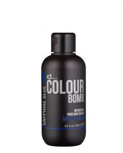 IdHAIR Colour Bomb Sapphire Blue, 250 ml.