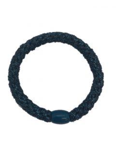 JA•NI Hair Accessories - Hair elastics, The Dark Blue Glitter