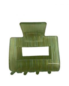 JA•NI Hair Accessories - Hair Clamps Sofia, The Green