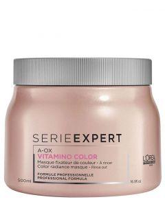 L'Oreal Professionnel Serie Expert Vitamino Color Masque, 500 ml.