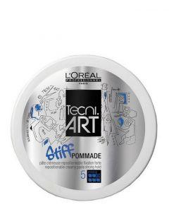 L'Oreal Paris TecniArt Stiff Pommade 75 ml.