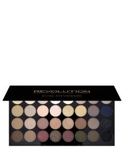 Makeup Revolution 32 Eyeshadow Palette Flawless, 16 g.