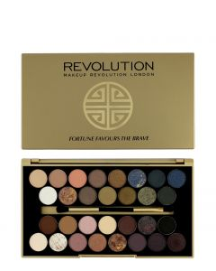 Makeup Revolution Fortune Favours The Brave Eyeshadows, 16 g.