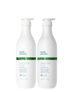 Milk_Shake Sensorial Mint Duo, 2 x 1000 ml.