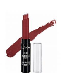 NYX High Voltage Lipstick Burlesque, 2,5 g.