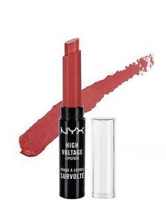 NYX High Voltage Lipstick Hollywood, 2,5 g