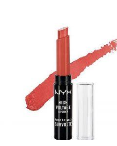 NYX High Voltage Lipstick Rockstar, 2,5 g.