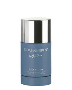 Dolce & Gabbana Light Blue Pour Homme Deodorant stick, 75 ml.