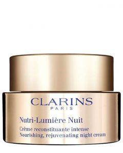 Clarins Nutri-Lumiére Night cream, 50 ml.