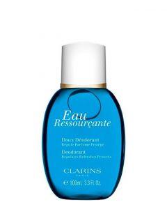 Clarins Eau Ressourcante Deodorant spray, 100 ml.