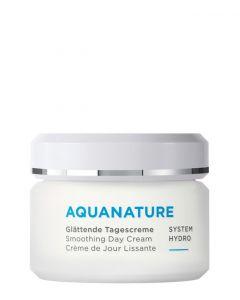Annemarie Börlind Aquanature Smooting Day Cream, 50 ml.