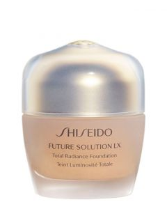 Shiseido Future Solution G3 Total radiance foundation, 30 ml.