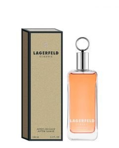Karl Lagerfield Classic After Shave Lotion Spray, 100 ml.