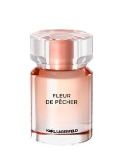 Karl Lagerfield Parfums Matieres Fleur de Pecher EDP, 50 ml.