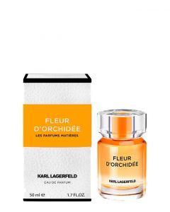 Karl Lagerfield Matieres Fleur D'orchidee EDP, 50 ml.