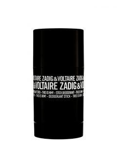 Zadig & Voltaire This Is Him Deodorant stick, 75 ml.