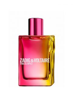 Zadig & Voltaire This Is Love Her EDP, 50 ml.