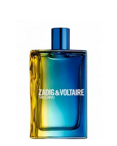 Zadig & Voltaire This Is Love Him EDT, 100 ml.
