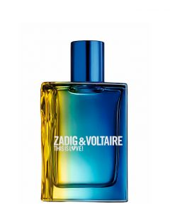 Zadig & Voltaire This Is Love Him EDT, 50 ml.