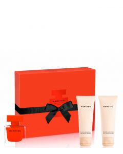 Narciso Rodriguez Narciso Rouge Edp50/body lotion75/shower 75ml.