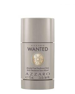 Azzaro Wanted Deodorant stick, 75 ml.
