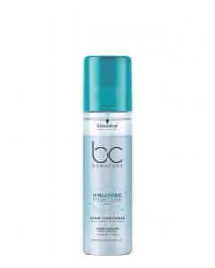 Schwarzkopf BC Hyaluronic Moisture Kick Spray Conditioner, 200 ml.