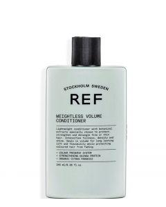 REF Weightless Volume Conditioner, 245 ml.