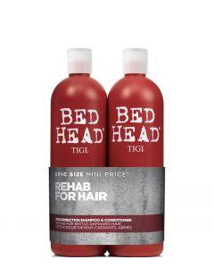 TIGI Bed Head Resurrection Tween Duo, 2x750 ml.