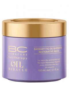 Schwarzkopf BC Oil Miracle Barbary Fig Oil Maske, 150 ml.