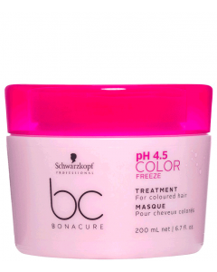 Schwarzkopf Bonacure Ph 4.5 Color Freeze Mask, 200 ml.