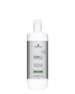 Schwarzkopf BC Scalp Genesis Soothing Shampoo, 1000 ml.