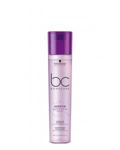 Schwarzkopf BC Keratin Smooth Perfect Micellar Shampoo, 250 ml.