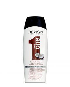 Uniq One All in One Coconut Conditioning Shampoo, 300 ml.