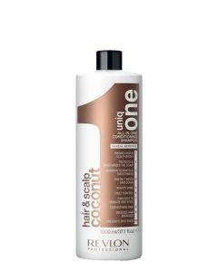 Uniq One All in One Coconut Conditioning Shampoo, 1000 ml.