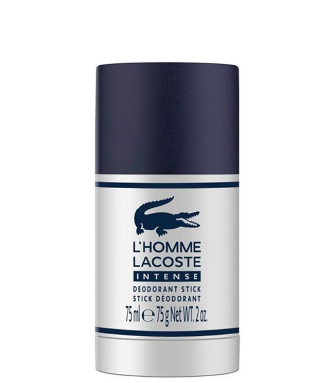 Lacoste L?Homme Intense Deodorant stick, 75 ml.