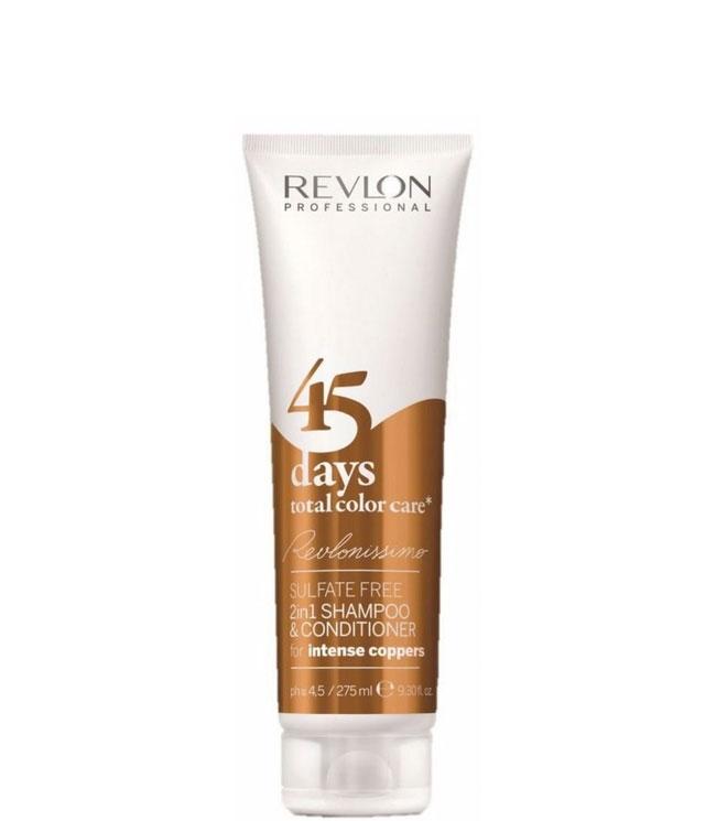 Revlon 45 days - Intense Coppers, 275 ml.