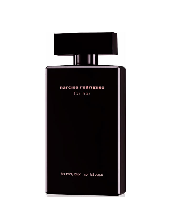 Narciso Rodriguez For Her Nro her body lotion, 200 ml.