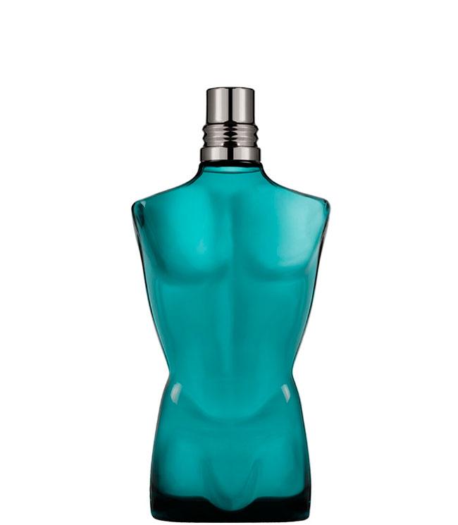 Jean Paul Gaultier Le Male After-shave lotion bottle, 125 ml.