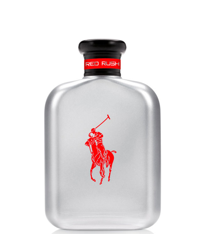 Ralph Lauren Polo Red Rush EDT, 125 ml.