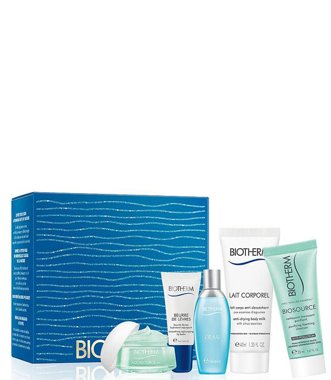 Biotherm Hydration Recrutment Gift set