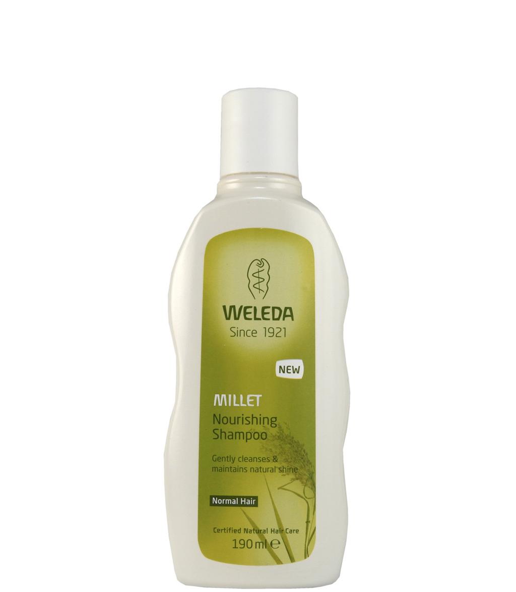 Weleda Millet Nourishing Shampoo, 190 ml. (Datovare)